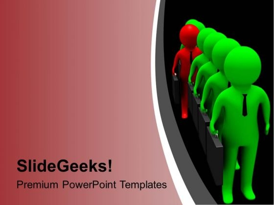 Show Your Leader Skills To Team PowerPoint Templates Ppt Backgrounds For Slides 0713