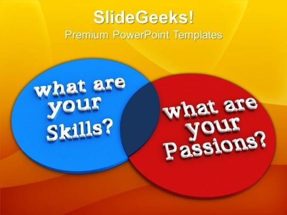 Skills And Passions Future PowerPoint Templates And PowerPoint Themes 0912