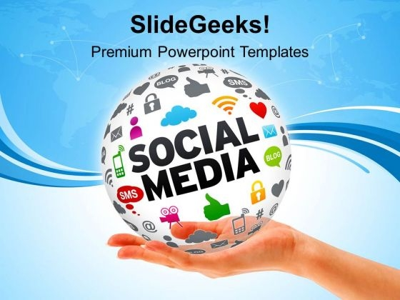 Social Media PowerPoint Templates Ppt Backgrounds For Slides 0814