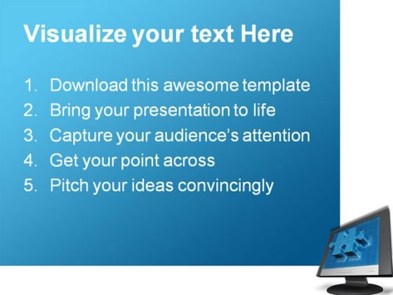 solution_from_web_computer_powerpoint_templates_and_powerpoint_backgrounds_0611_text