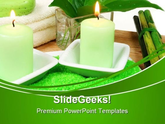 Spa Composition Beauty PowerPoint Themes And PowerPoint Slides 0311