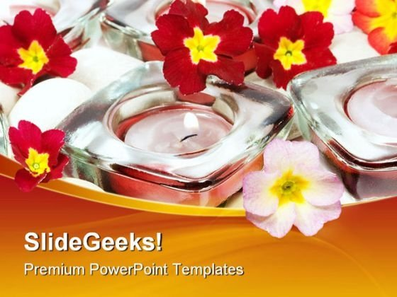 Spa Stones Beauty PowerPoint Themes And PowerPoint Slides 0311