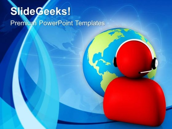 Spread Your Business And Services Worldwide PowerPoint Templates Ppt Backgrounds For Slides 0613