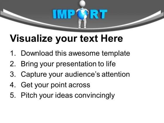 Starting import business information powerpoint templates ppt startingimportbusinessinformationpowerpointtemplatespptbackgroundsforslides0313print toneelgroepblik Gallery