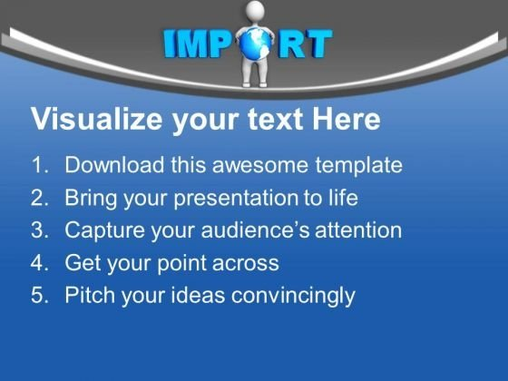 Starting import business information powerpoint templates ppt startingimportbusinessinformationpowerpointtemplatespptbackgroundsforslides0313text toneelgroepblik Gallery
