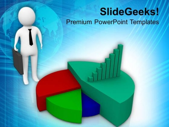 Statistical Analysis Of Business PowerPoint Templates Ppt Backgrounds For Slides 0813