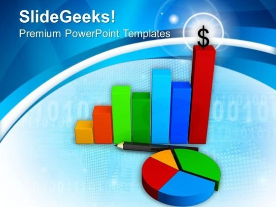 Statistical Analysis Of Sales And Marketing PowerPoint Templates Ppt Backgrounds For Slides 0813
