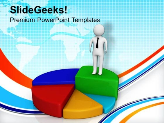 Step Towards Sales And Marketing Success PowerPoint Templates Ppt Backgrounds For Slides 0713