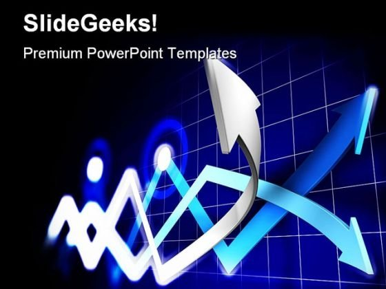 Stock Charts Sales PowerPoint Templates And PowerPoint Backgrounds 0211