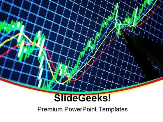 Stock Market Business PowerPoint Backgrounds And Templates 1210