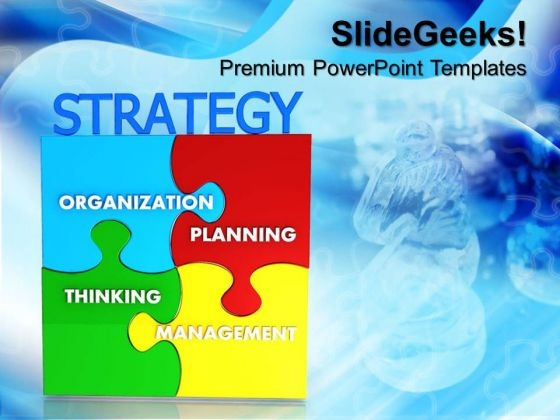 Strategy Concept Business PowerPoint Templates And PowerPoint Themes 0612