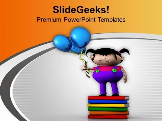 Study And Play PowerPoint Templates Ppt Backgrounds For Slides 0613