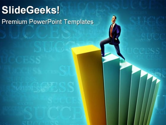 Success01 Business PowerPoint Template 0910