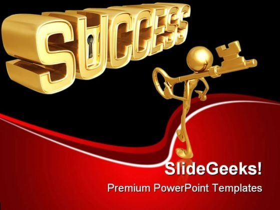 Success01 Business PowerPoint Templates And PowerPoint Backgrounds 0611