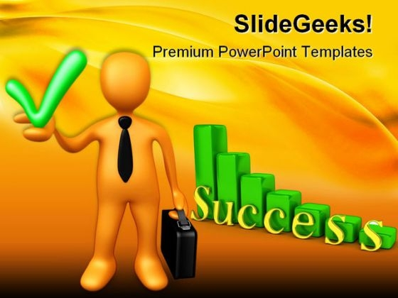 Success01 Business PowerPoint Templates And PowerPoint Backgrounds 0711