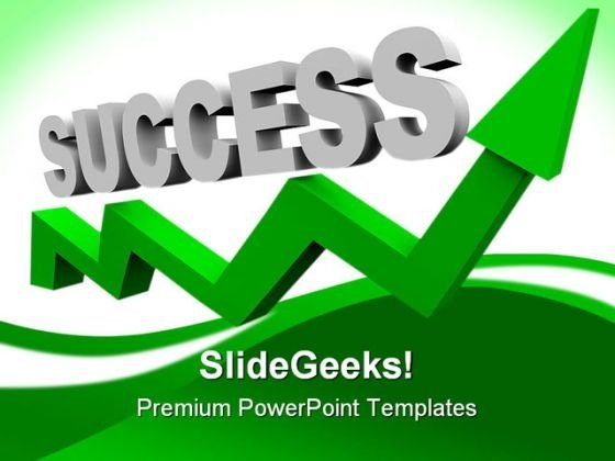 Success Arrow01 Business PowerPoint Templates And PowerPoint Backgrounds 0111