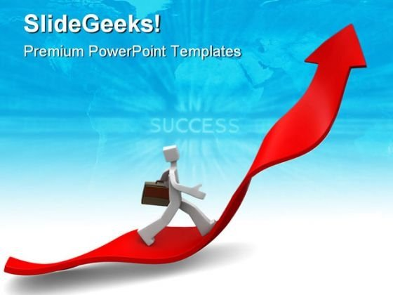 Success Business PowerPoint Templates And PowerPoint Backgrounds 0711
