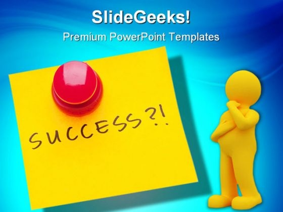 Success Business PowerPoint Themes And PowerPoint Slides 0411