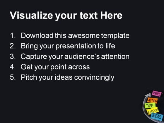 success_components_business_powerpoint_themes_and_powerpoint_slides_0811_text