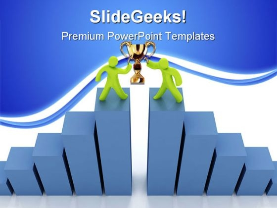 Success Graph Business PowerPoint Templates And PowerPoint Backgrounds 0511