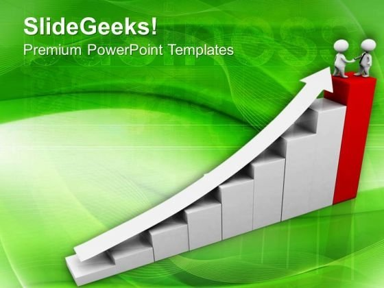 Success In Business Management PowerPoint Templates Ppt Backgrounds For Slides 0613