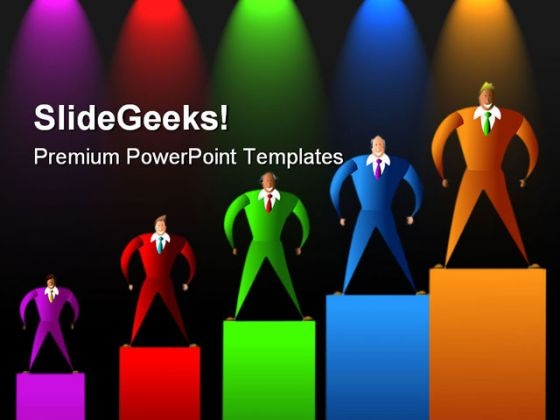 Success Leadership PowerPoint Themes And PowerPoint Slides 0511