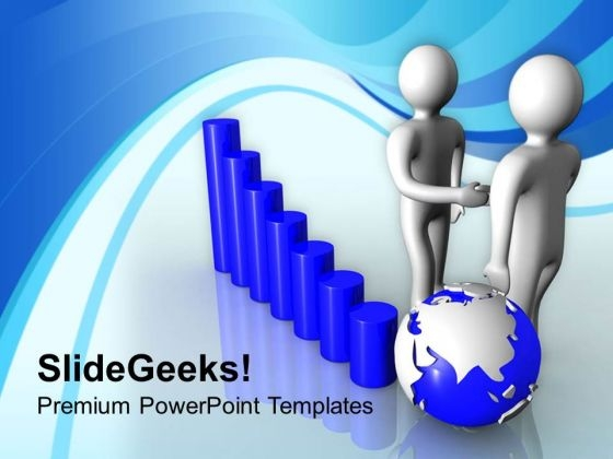 Successful Deals For Business Competition PowerPoint Templates Ppt Backgrounds For Slides 0613