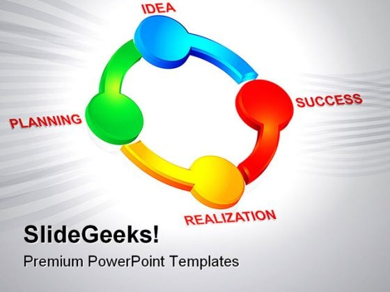 Successful Planning Business PowerPoint Themes And PowerPoint Slides 0511