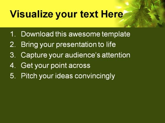 summer_forest_rays_nature_powerpoint_themes_and_powerpoint_slides_0511_text