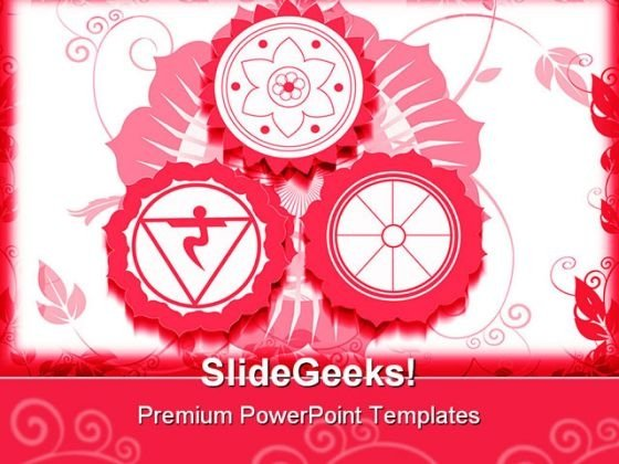 Symbols Of Religion PowerPoint Templates And PowerPoint Backgrounds 0811