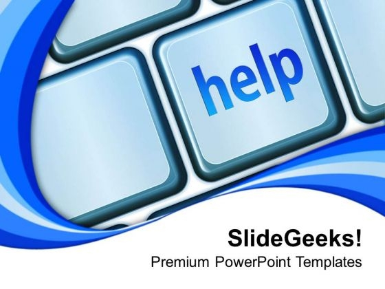 Take And Do Help PowerPoint Templates Ppt Backgrounds For Slides 0613