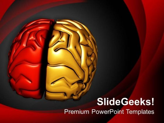 Take Business Decission With Open Mind PowerPoint Templates Ppt Backgrounds For Slides 0613