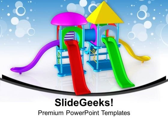 Take The Slide And Enjoy PowerPoint Templates Ppt Backgrounds For Slides 0713