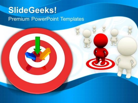 Target PowerPoint Templates And PowerPoint Themes 1112