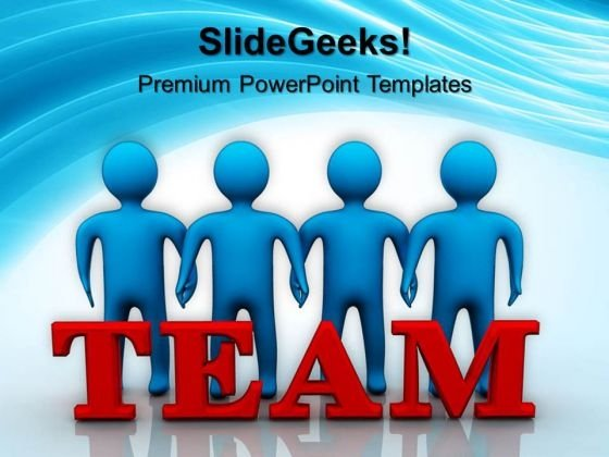 Team Business PowerPoint Templates And PowerPoint Themes 0512