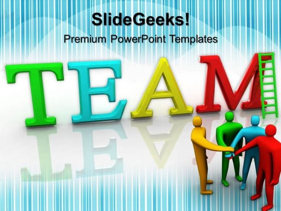 Team Business PowerPoint Templates And PowerPoint Themes 0612