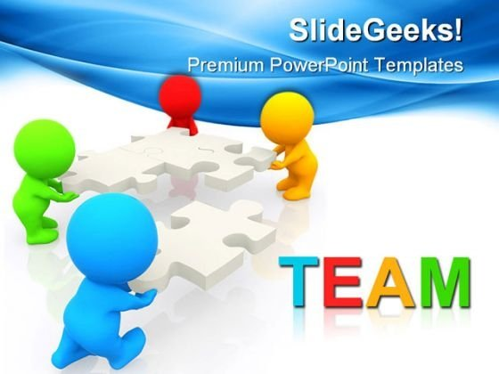 Team Business PowerPoint Themes And PowerPoint Slides 0511