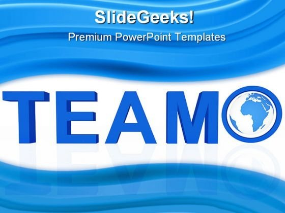 Team Concept Business PowerPoint Templates And PowerPoint Backgrounds 0211