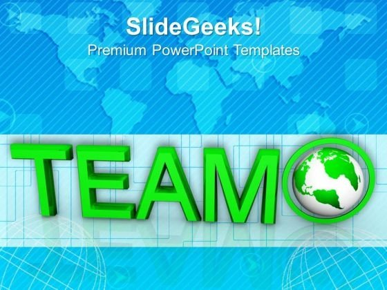 Team Concept Business PowerPoint Templates And PowerPoint Themes 1112