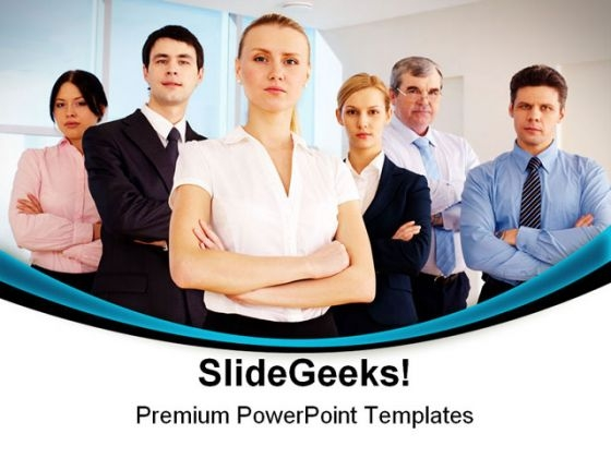 Team Leadership PowerPoint Templates And PowerPoint Backgrounds 0711