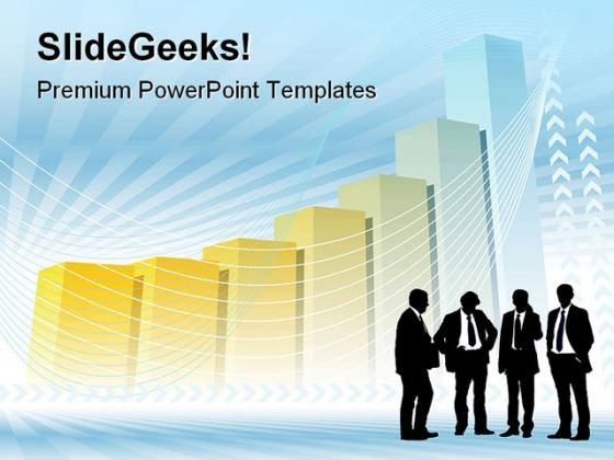 Teamwork03 Business PowerPoint Themes And PowerPoint Slides 0811