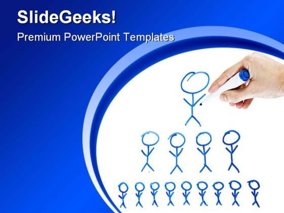 Teamwork Business PowerPoint Templates And PowerPoint Backgrounds 0211