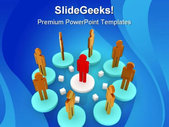 Teamwork Business PowerPoint Templates And PowerPoint Backgrounds 0311