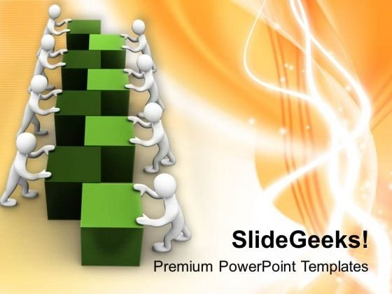 teamwork_is_good_for_market_growth_powerpoint_templates_ppt_backgrounds_for_slides_0513_title