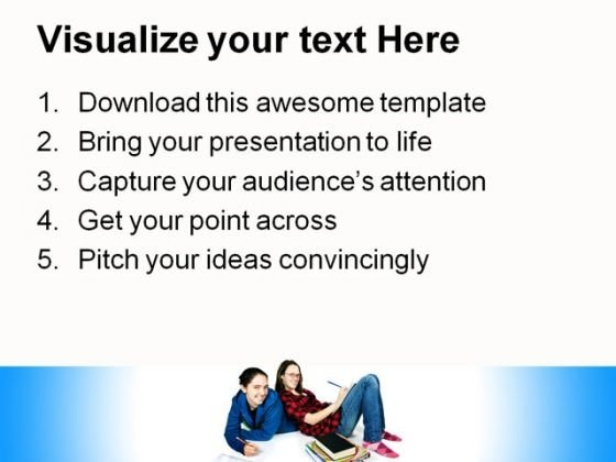 teen_girls_doing_homework_education_powerpoint_themes_and_powerpoint_slides_0311_print