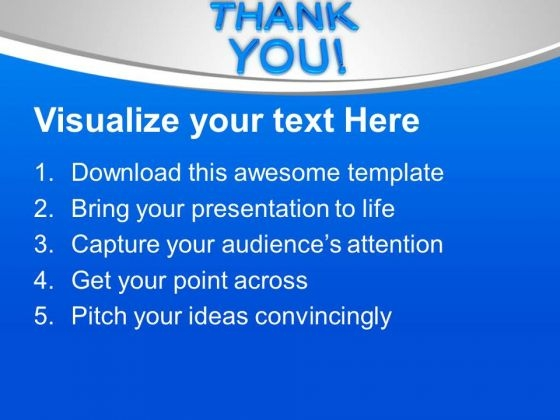 thank you metaphor powerpoint templates ppt backgrounds for slides, Presentation templates