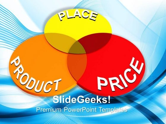Three Principles Of Marketing PowerPoint Templates And PowerPoint Themes 1012