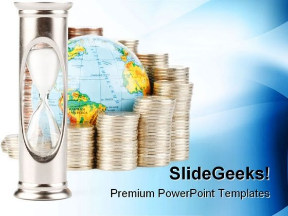 Time Is Money02 Business PowerPoint Themes And PowerPoint Slides 0711