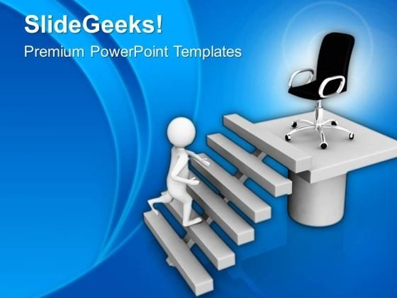 Time To Go For Better Career Opportunities PowerPoint Templates Ppt Backgrounds For Slides 0713