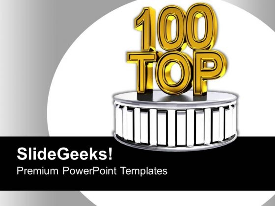 Top 100 Best Award Winning Podium PowerPoint Templates Ppt Backgrounds For Slides 0213